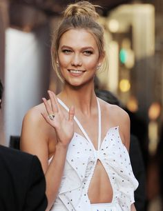 Karlie Kloss: An international supermodel, athlete, and philanthropist—aka a global inspiration for achieving more in life.