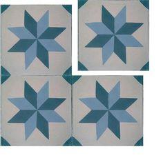 baldosa hidraulica Floor Patterns, Tile Patterns, Ikea, Decorative Tile, Concrete Floors, Glamping, Flooring, Rugs, Cover