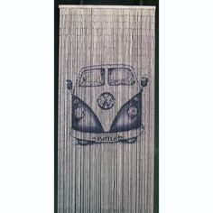 Beaded Door Curtains   Mono Camper