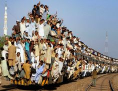 Trains in India