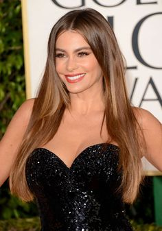 3760b907d84c6 Sofia Vergara - 70th Annual Golden Globe Awards : Global Celebrtities (F) -  FunFunky