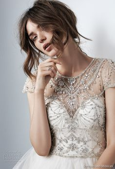Sottero and Midgley Fall 2017 Wedding Dresses