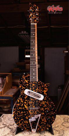 Walker Solace model Walker electric guitar