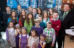 This is a petition to support the Duggars' stand for what is right and support their show.