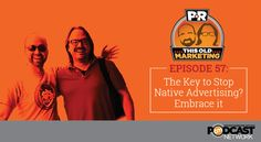 In This Old Marketing, Joe and Robert discuss Facebook's feed changes, how most B2B content is barely above par and native advertising's future. Plus, they talk about the Sony scandal, money in marketing tech, and a HubSpot purchase.