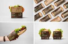 Sandwich package
