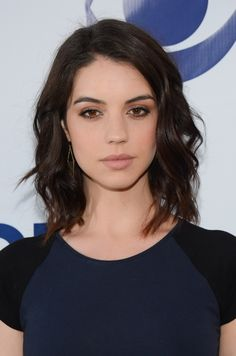 Reign's Adelaide Kane at CBS Celebtrates Summer Soirée