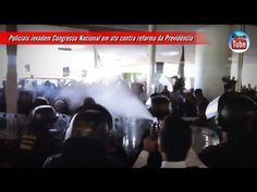 Vídeos do Congresso Nacional invadido no ato contra a Reforma da Previdência #SOSFFAA Já #LavaJatoEuApoio Brasil