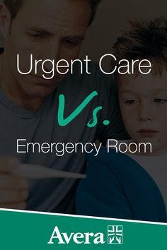 When you or your child aren't feeling well, do you know where to go? Hear from Dr. Shari Eich on whether you should go to an after-hours care location or to the emergency room.
