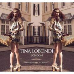 Tina Lobondi SS13 campaign Gorgeous!