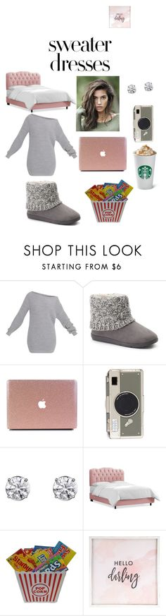 """Untitled #3"" by aydee-paredes ❤ liked on Polyvore featuring SONOMA Goods for Life, Kate Spade and Hello Darling"