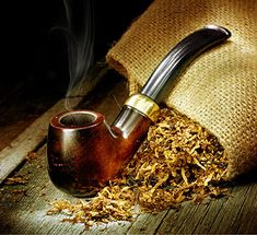 Sweet, woody aroma of pipe tobacco - I used to buy my father pipe cleaners and a tobacco pouch for his birthday.