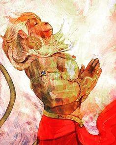 Lord Hanuman Wallpapers, Lord Shiva Hd Wallpaper, Indian Gods, Indian Art, Rama Lord, Hanuman Images, Hanuman Chalisa, Lord Shiva Painting, Mosaic Artwork