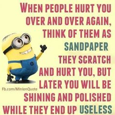 Some Really funny memes from your favorite minions, hope you enjoy it. Some Really funny memes from your favorite minions, hope you enjoy it. Some Really funny memes from your favorite minions, hope you enjoy it. Humor Minion, Funny Minion Memes, Minions Quotes, Life Quotes Love, Funny Quotes About Life, Ex Quotes Funny, Top Quotes, Change Quotes, Attitude Quotes