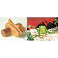 Pull Toys Woodworking Plan