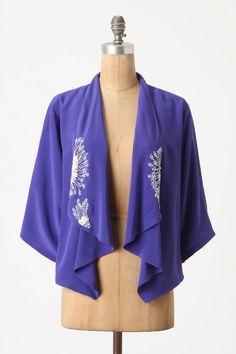 Novalis Kimono Jacket -Anthropology