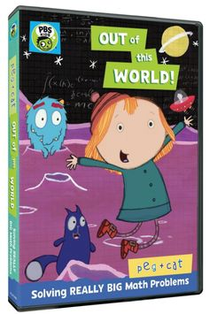 I received the product below to review in exchange for sharing my honest opinion. Peg + Cat: Out of this World Released:July 5,2016…