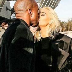 Kanye loves Kim