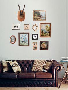 Vintage Wall Collage    http://de.dawanda.com/product/42389406-Bildercollage-Vintage-Wand-Wall-Collage-Bilderwand