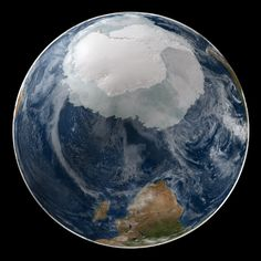 Antarctica from space  The Wiki article posted by December 1, 2013 Nature, Photo, Science / Technology Comment