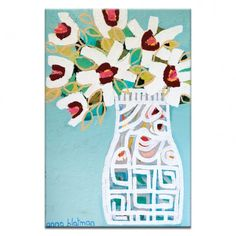 White Pattern by Anna Blatman | Artist Lane