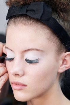 Chanel Fall 2016 Haute Couture Beauty