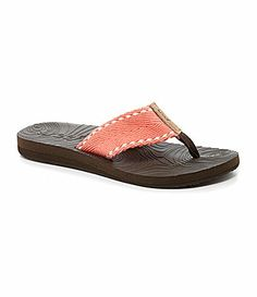Reef Sandals. Can't wait for summer