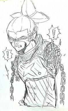ARMS Ninjara by あきもりもり (@akimori_njara) | Twitter