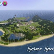 Sylvan Springs, New World by Poppy Sims
