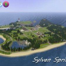 Sylvan Springs, New World by Poppy Sims