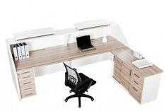 Reception Counters - Oxford Office Furniture