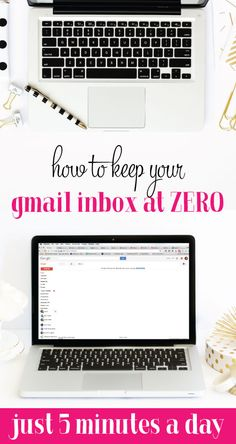 How to use gmail filters and tags to keep your e-mail inbox to zero every day (in just a few minutes a day). Great idea for keeping organized and updated through the busy Christmas season. Planner Organization, Storage Organization, Storage Ideas, Gmail Hacks, Computer Help, Computer Tips, Time Management Tips, Project Management, Getting Organized