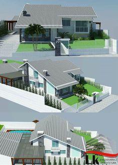 da9d18c0e15 Projeto Residencial de reforma e revitalização da fachada