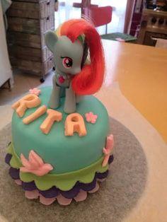 My Little Pony mini cake