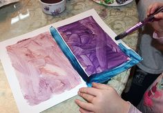 Art History for Toddlers and Preschoolers: Abstract Art Activity - Twodaloo