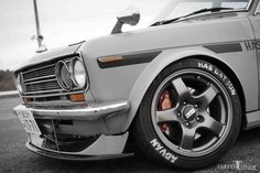 Old school - Datsun 510 Datsun 510, Retro Cars, Vintage Cars, Japan Cars, Modified Cars, Jdm Cars, Sport Cars, Custom Cars, Cars And Motorcycles