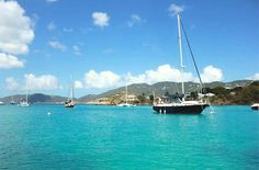 Water Island, U.S. Virgin Islands   Inexpensive villas can be found via VRBO and HomeAway. Virgin Islands Campground offers canvas-sided cottages as well as bicycle and snorkel rentals for exploration aboveground and undersea.