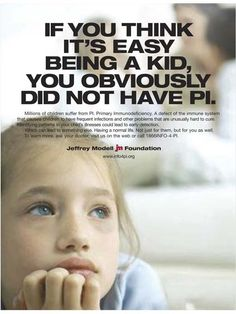 Primary Immunodeficiency Disease awareness