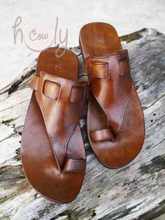 34a14f528d1c Woman handmade sandals in Vegetable tanned Leather Mario Doni