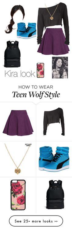 """teen wolf Kira"" by thedisneyschool on Polyvore"
