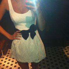 Simple Hollister dress