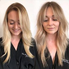 23 Chic Choppy Bangs for Women That Are Popular for 2019 - Style My Hairs * Transformation Thursday! Curtain Bangs + Shag by . Hair Day, New Hair, Choppy Bangs, Curtain Bangs, Long Hair With Bangs, Thin Hair Bangs, Long Haircuts With Bangs, Long Layers With Bangs, Long Fine Hair