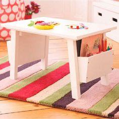 Создаем ящики для детского столика своими руками