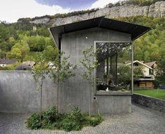 Bilderesultat for terrazzo zumthor