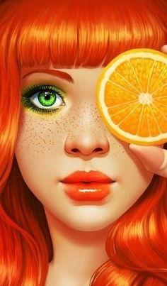 Красивую рыжую девочку ебут фото 99-902