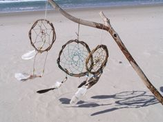 Dream catchers. Or anything Indian ritualistic really.