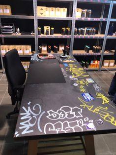 Graffiti Words, Graffiti Drawing, Graffiti Lettering, Street Art Graffiti, Mike Giant, Hip Hop Art, Street Culture, Cyberpunk Art, Mobile Home