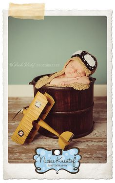 Newborns by NickiKristof, via Flickr