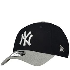 246e85af78145 Boné New Era MLB New York Yankees League 940 Marinho e Cinza Somente na  FutFanatics você