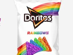 Doritos Goes Gay, and Other Foods that Have Shown Support for the LGBT Cause  9/17/15